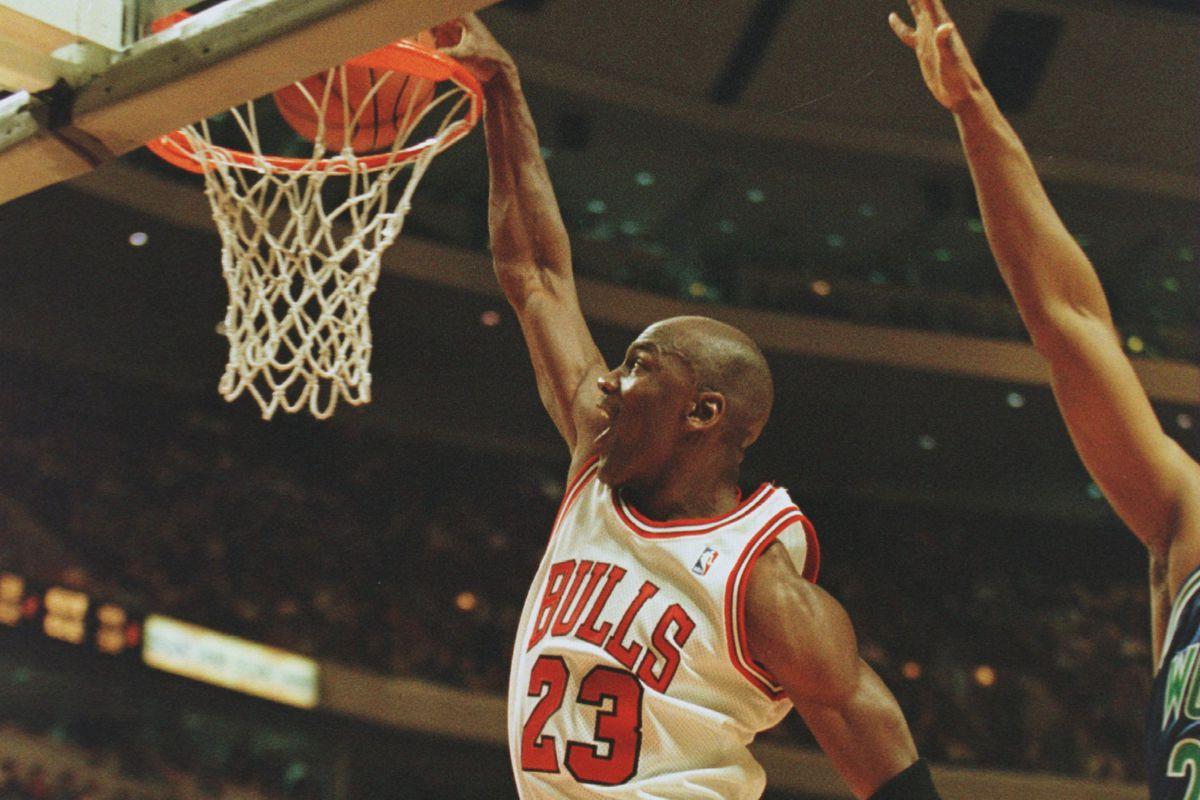 Michael Jordan Bulls