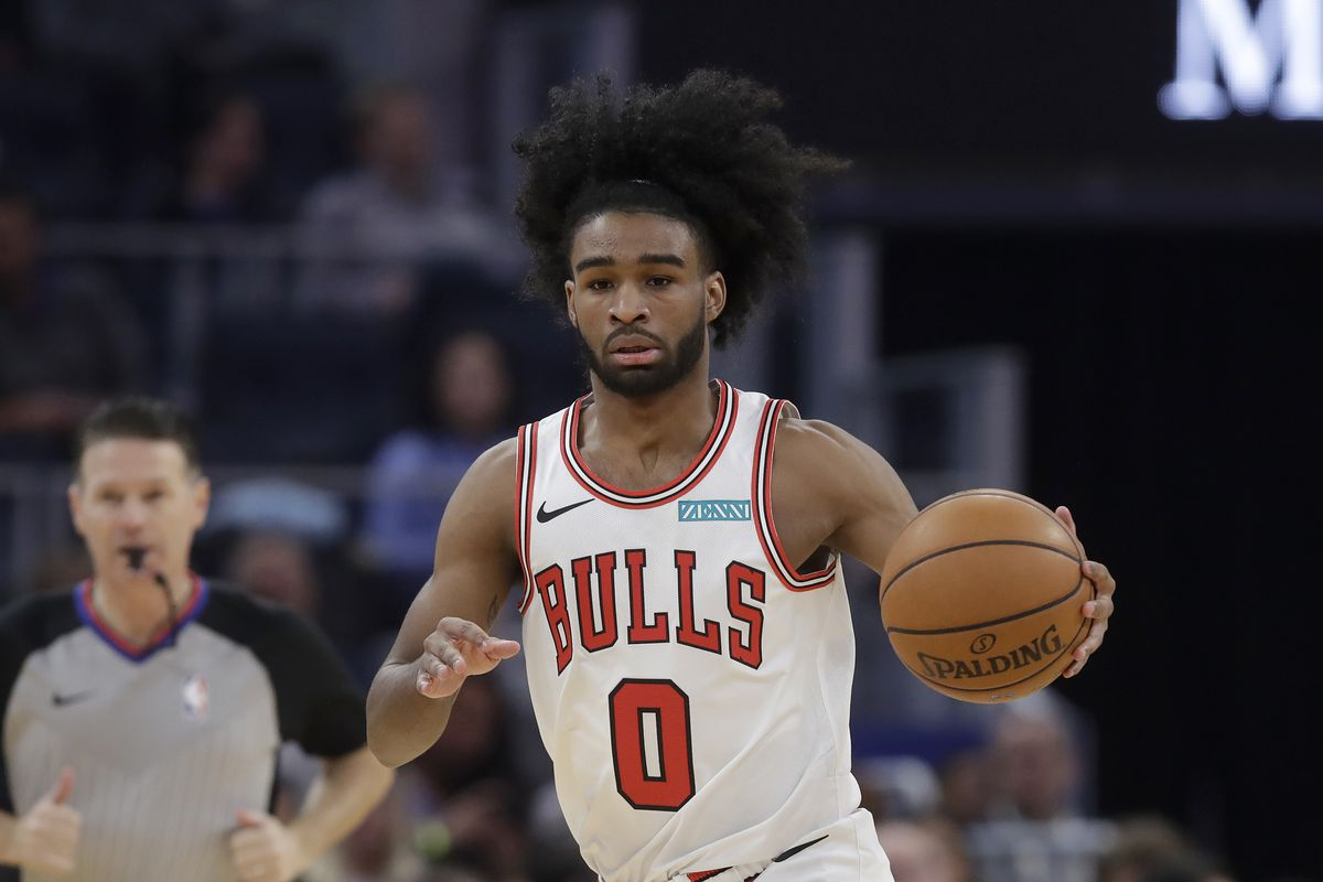 Chicago Bulls Rookie Guard Coby White Will Play A