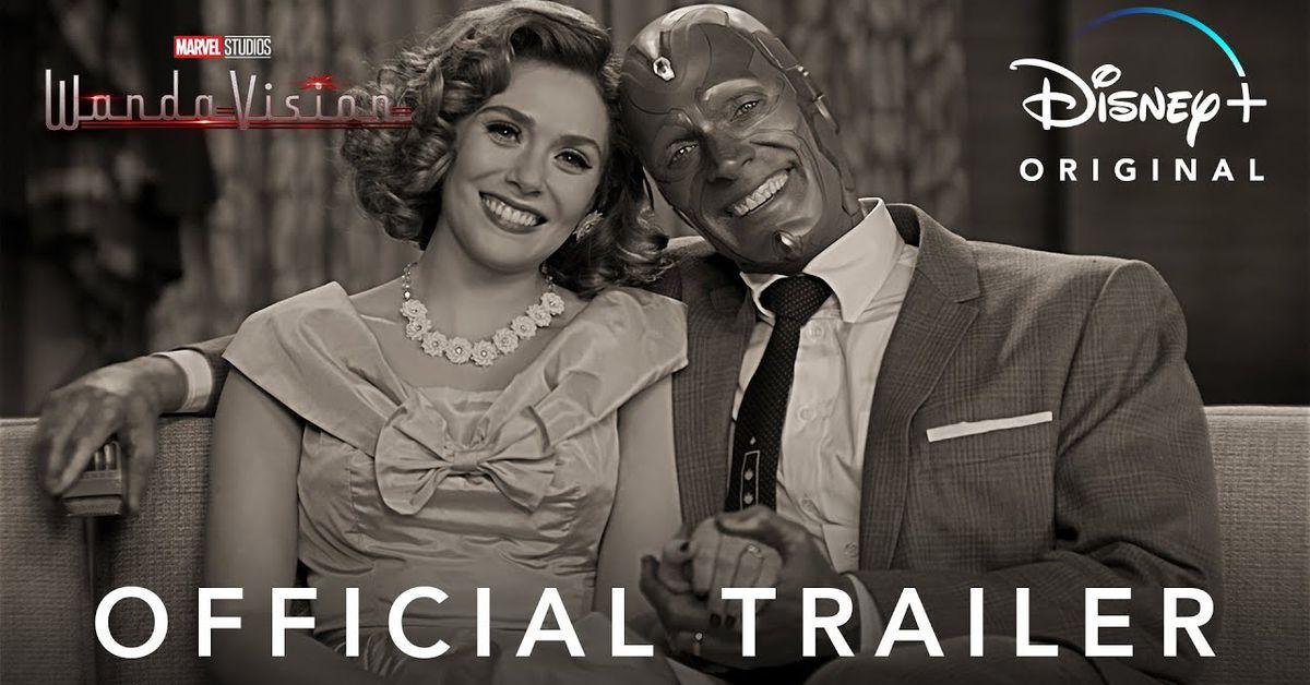WandaVision's first trailer resurrects Marvel's Vision for Disney Plus TV debut