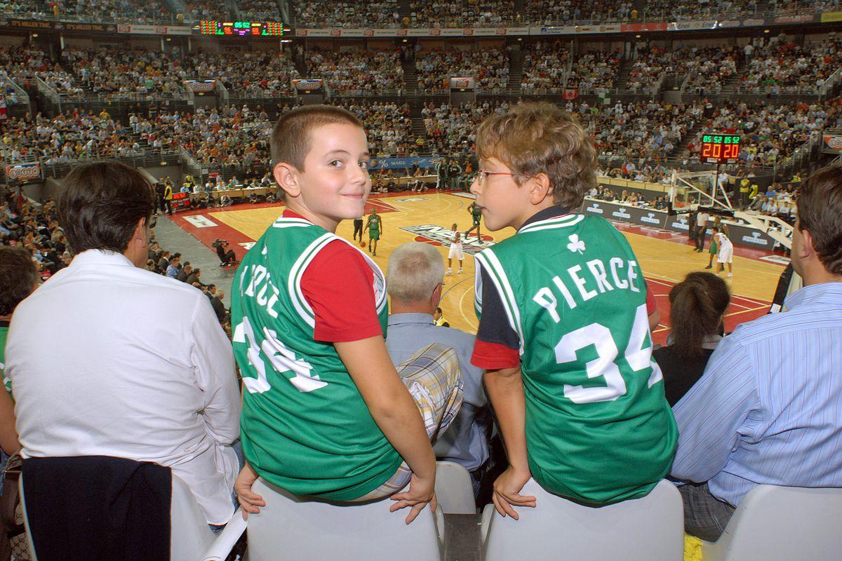 Boston Celtics vs Toronto Raptors Preseason