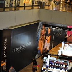 But this former Victoria's Secret store contains the right amount of space.