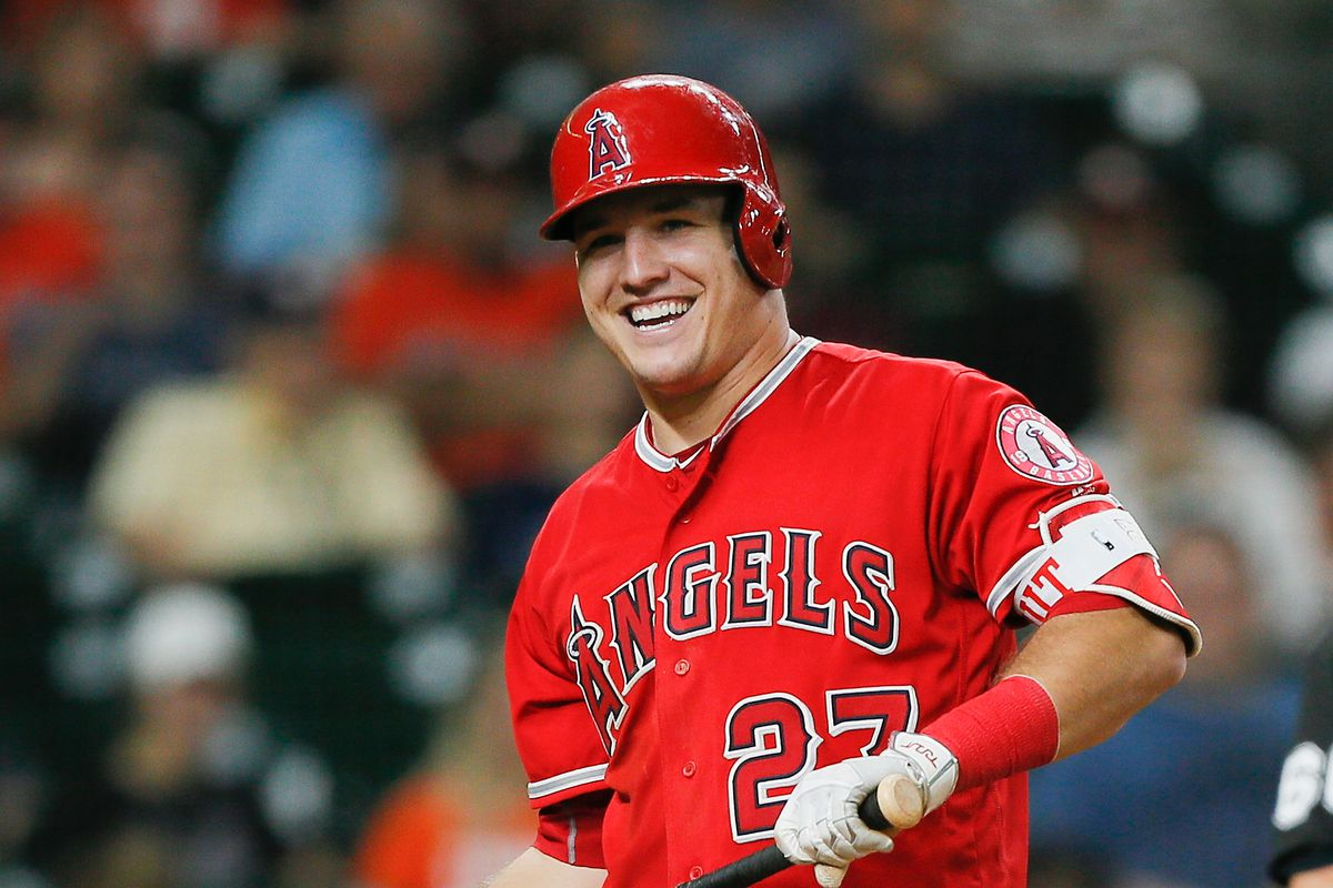 mike trout - photo #6