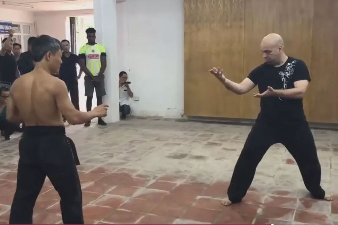 community news, Midnight Mania! Canadian Wing Chun artist targets Chinese MMA fighter after knocking out Vietnamese karate black belt