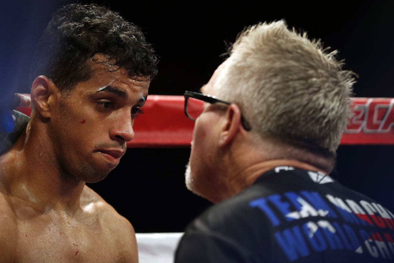 1003524932.jpg.0 - Machado hoping to change his fortune in Cancio rematch