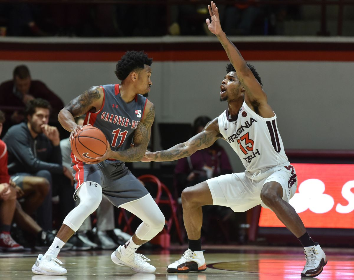NCAA Basketball: Gardner-Webb at Virginia Tech