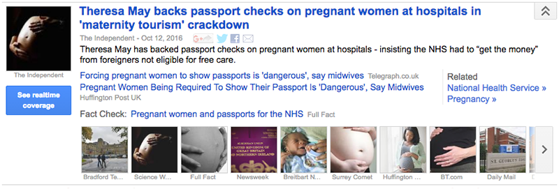 google news fact check