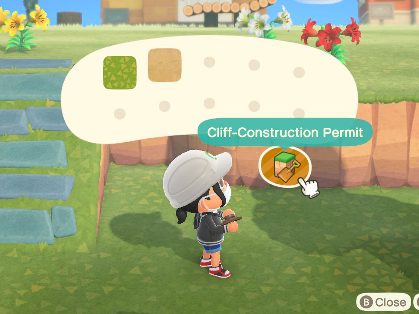 Terraforming With The Island Designer App Guide For Animal Crossing New Horizons Switch Polygon