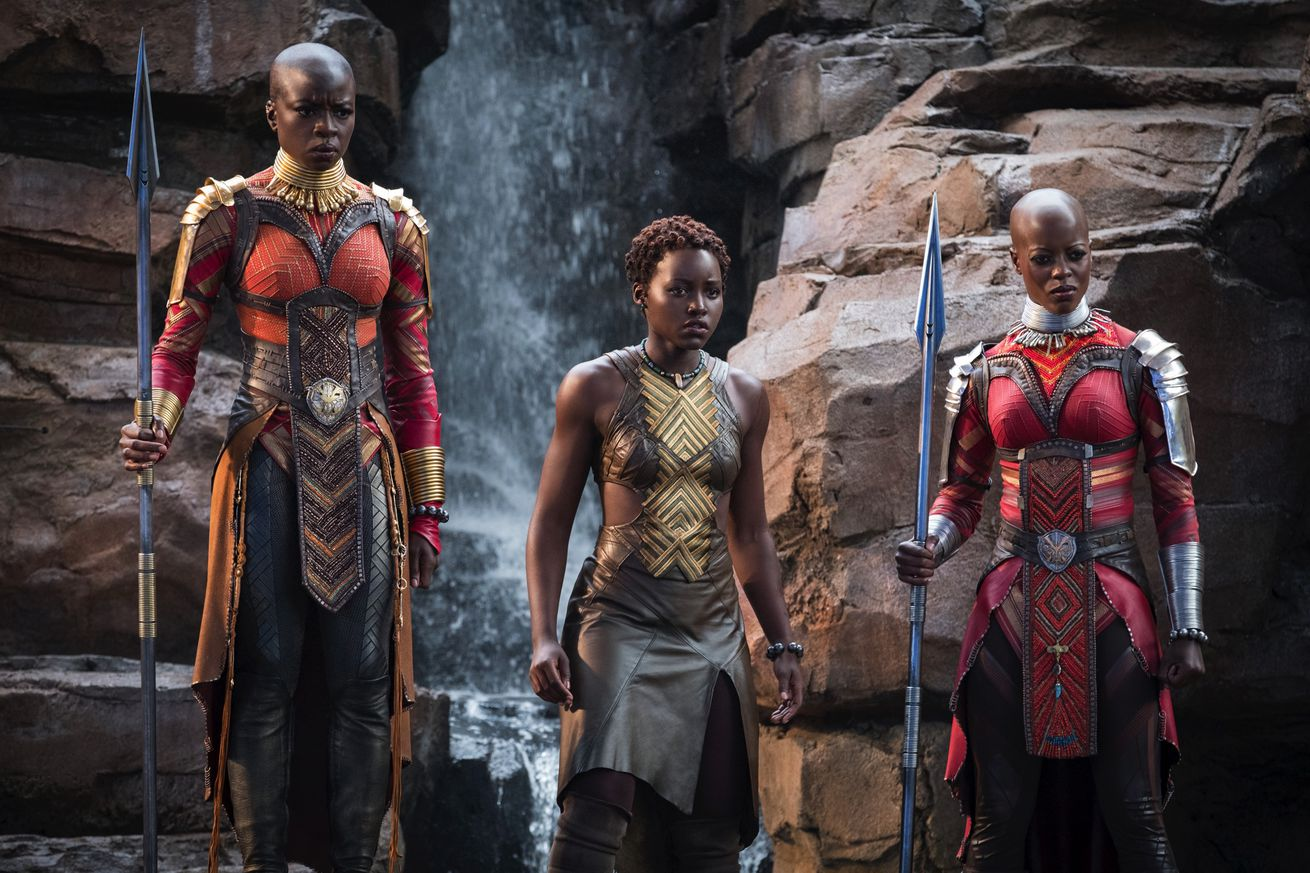 nnedi okorafor is writing a comic series about black panther s dora milaje warriors