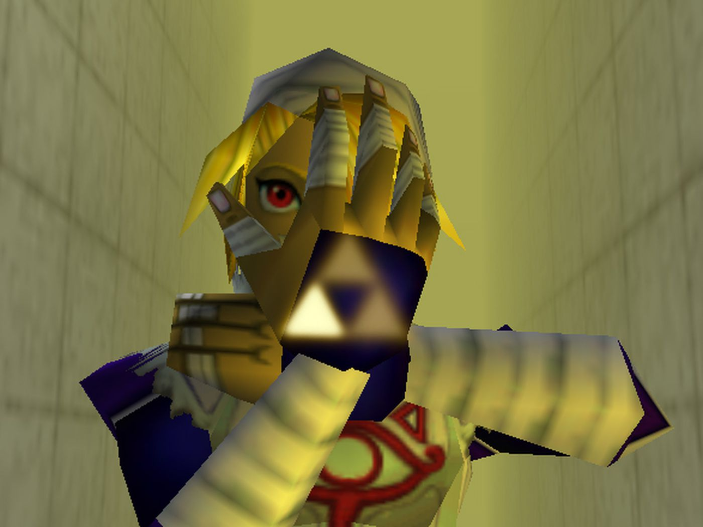 Zelda fans debate Sheik's gender, but here's Nintendo's