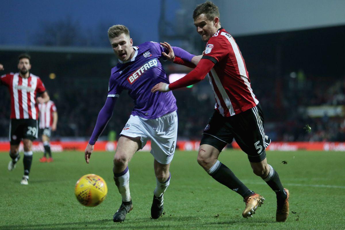 Brentford v Bolton Wanderers - Sky Bet Championship