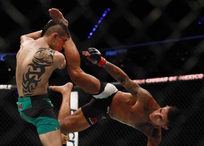 MMA: UFC Fight Night-Pettis vs Moreno