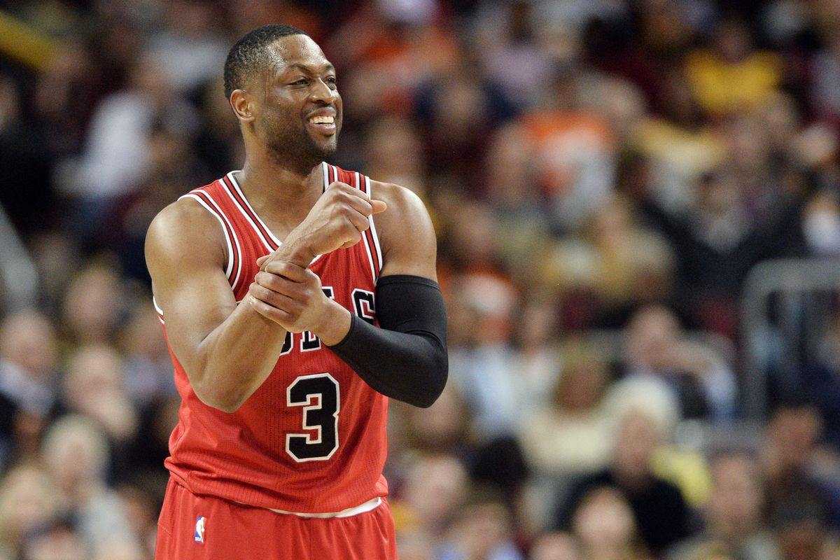 Spurs reportedly among teams in Wade sweepstakes