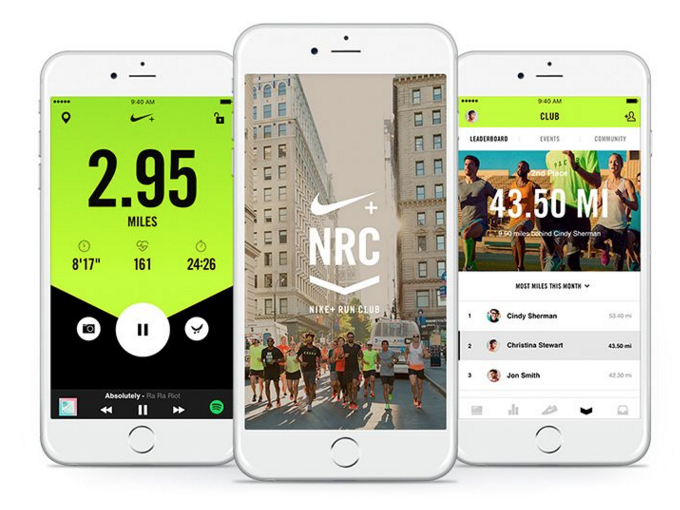 Celo Lógico China  Nike redesigned its popular running app, and users are very angry - The  Verge