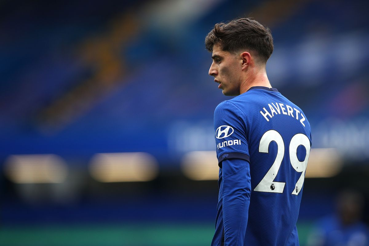 Kai Havertz wants to replicate Frank Lampard's impact at Chelsea - Bavarian  Football Works