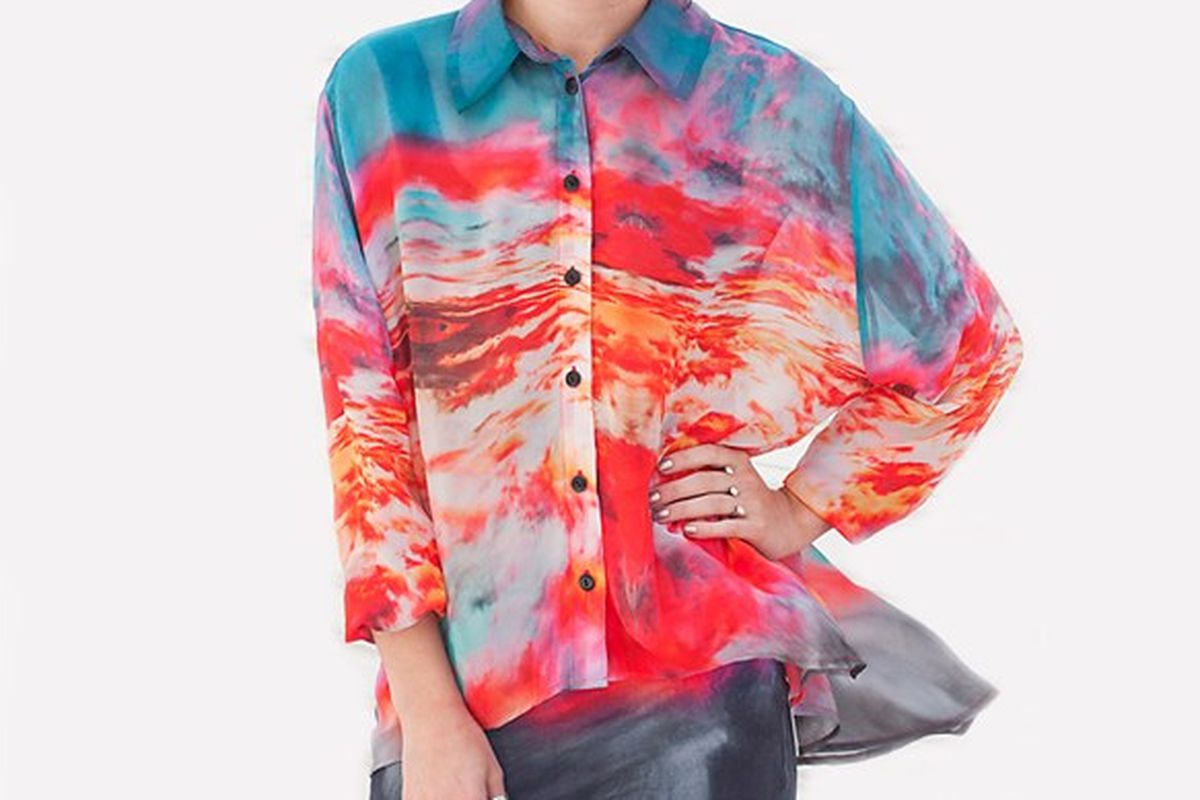 """Strictly Business Blouse by How Very Dare via <a href=""""http://uncovet.com/strictly-business-blouse"""">Uncovet.com</a>"""