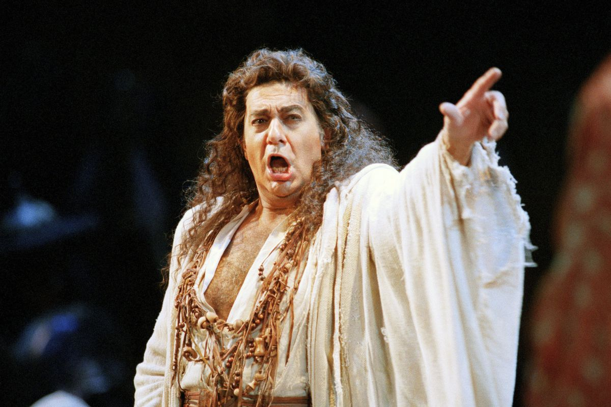 Placido Domingo concerts canceled following sexual harassment allegations