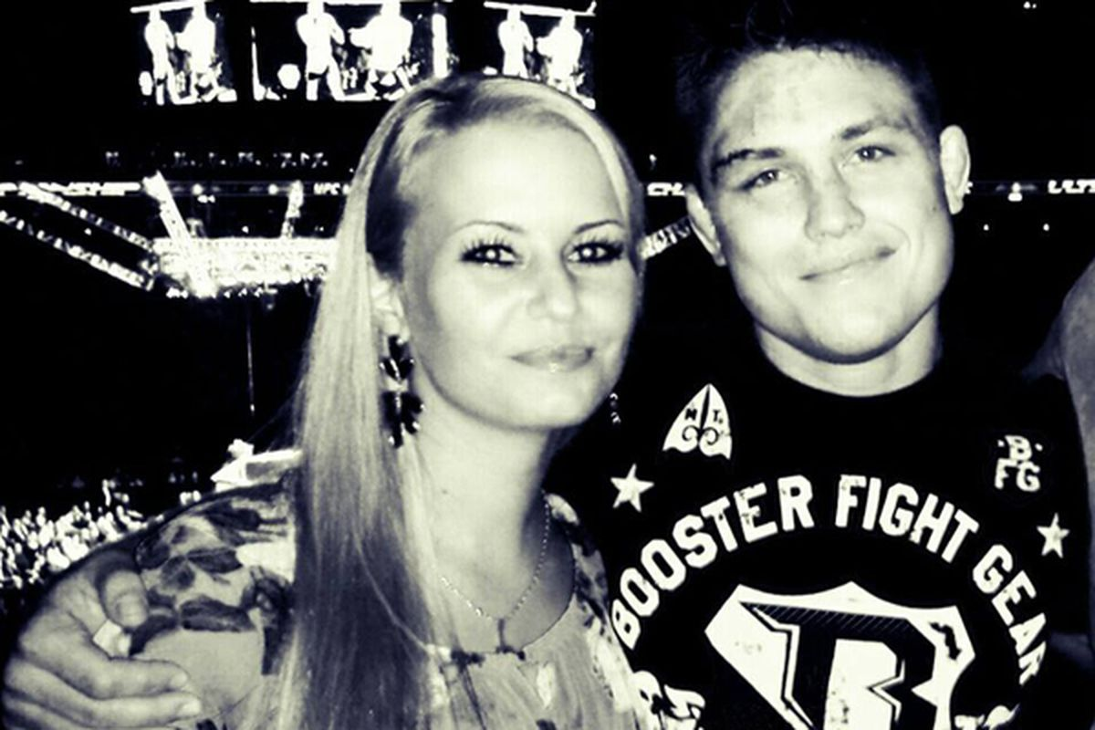 From foes to family: UFC fighter dates opponent's sister