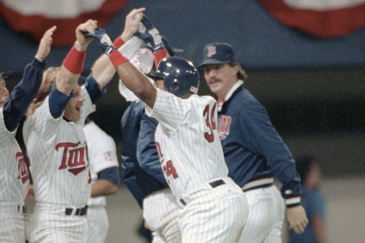 1991 World Series GM 6 - Atlanta Braves v Minnesota Twins