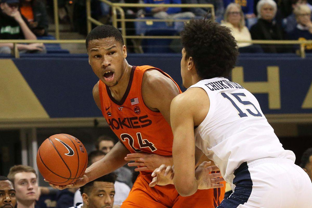 NCAA Basketball: Virginia Tech at Pittsburgh