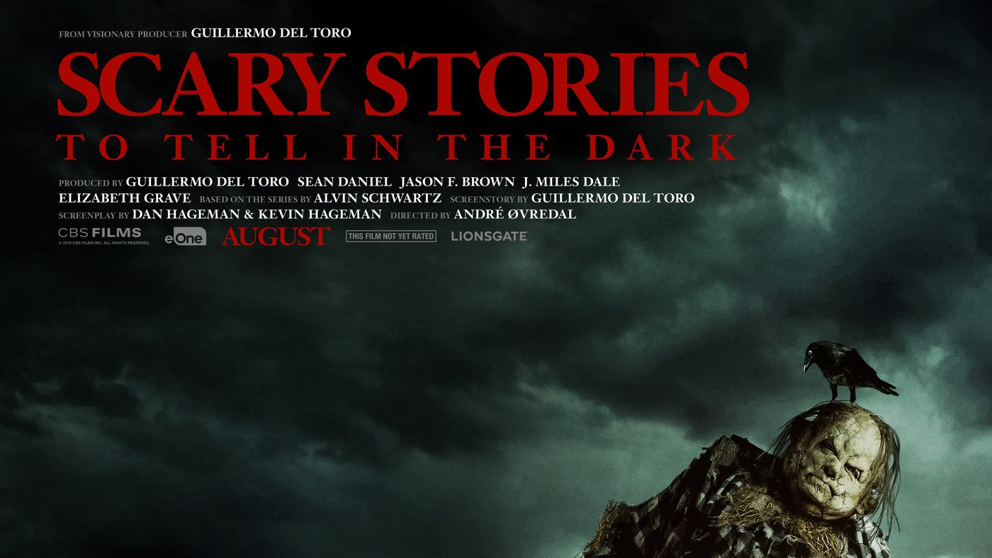 Scary Stories To Tell In The Dark New Teasers Are Eerily Faithful