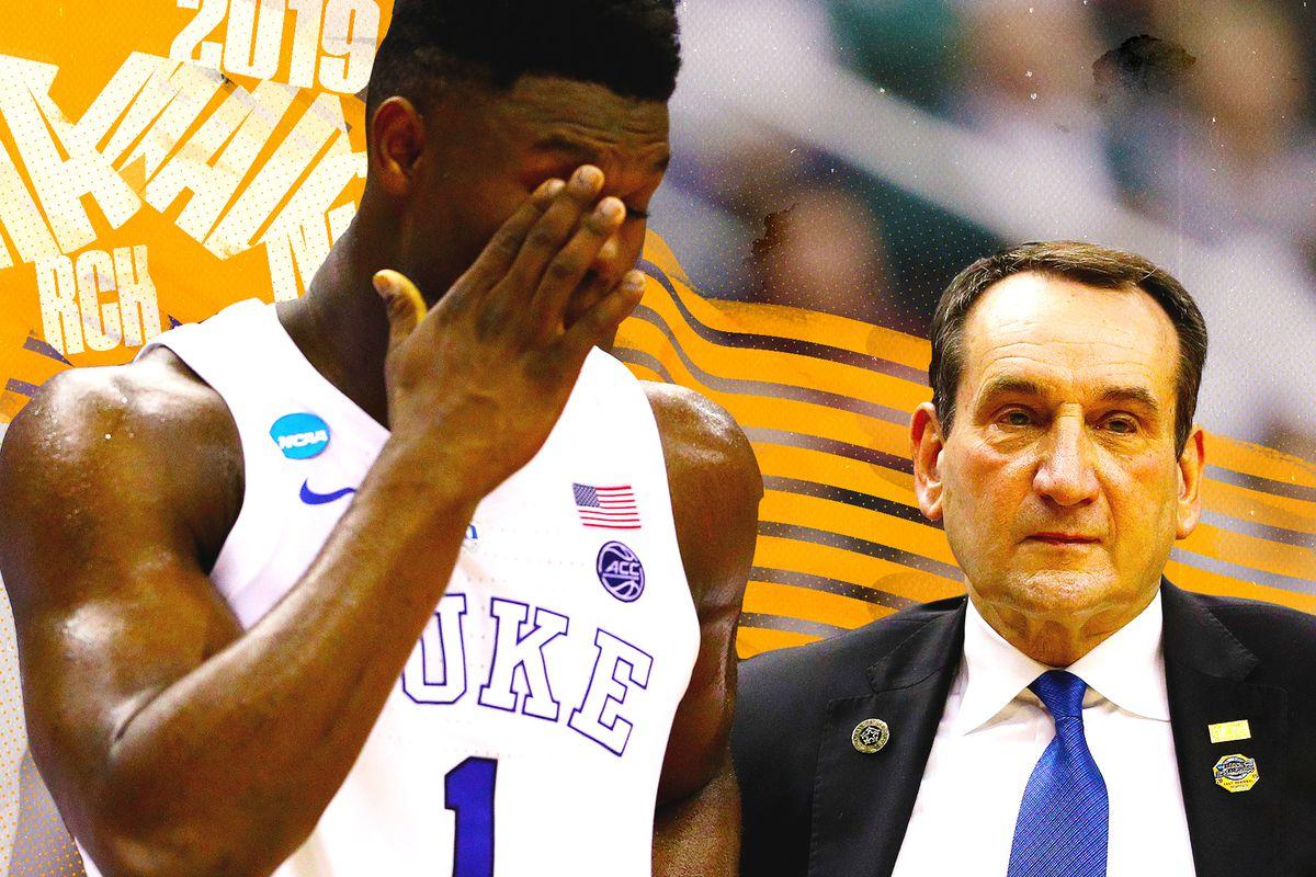 4038f8affa08 Mike Krzyzewski failed Zion Williamson at Duke in 4 major ways ...