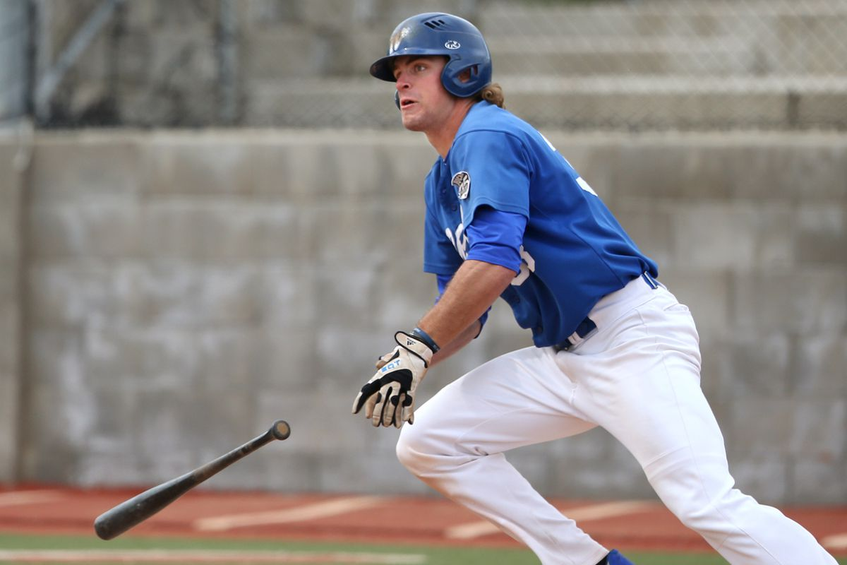 DJ Peters hit his ninth home run of the season in an Ogden victory over Grand Junction
