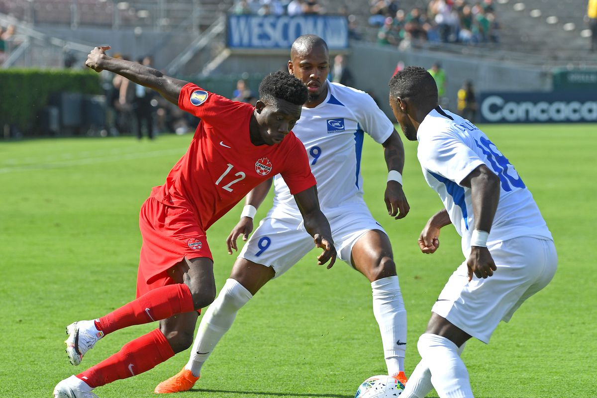 Canada v Martinique: Group A - 2019 CONCACAF Gold Cup