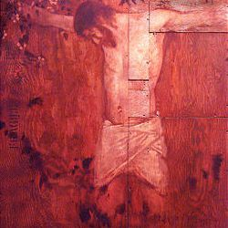 """""""Crucifixion"""" by J. Kirk Richards"""