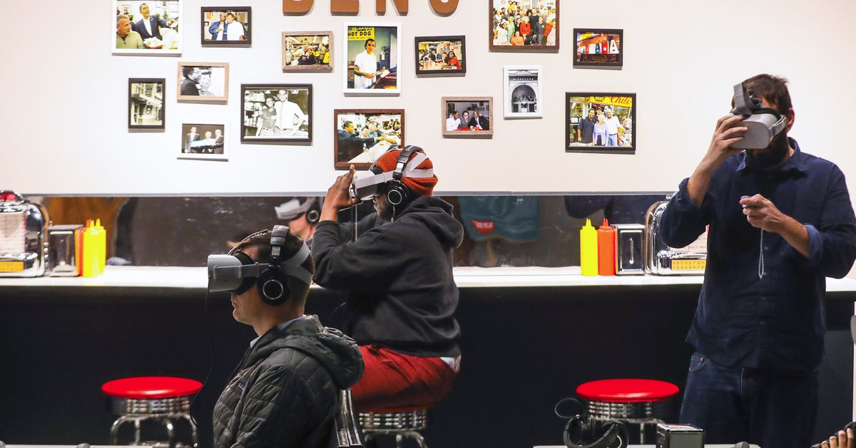 Real life lessons learned from 'Traveling While Black' VR experience