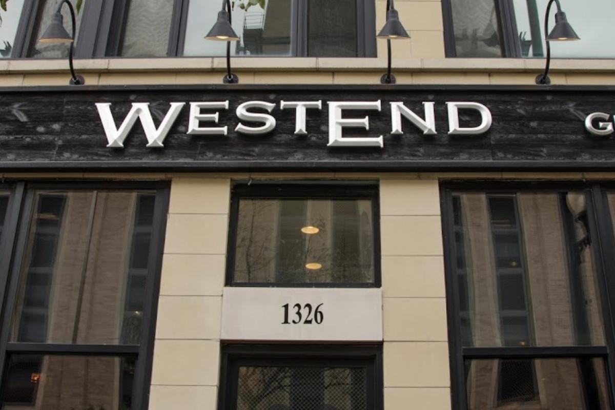"A bar's exterior reading ""WestEnd"""
