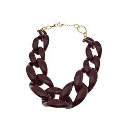 "<b>Diana Broussard</b> Nate Necklace, <a href=""http://www.farfetch.com/shopping/women/diana-broussard-nate-necklace-item-10376411.aspx"">$315</a> at Fivestory"