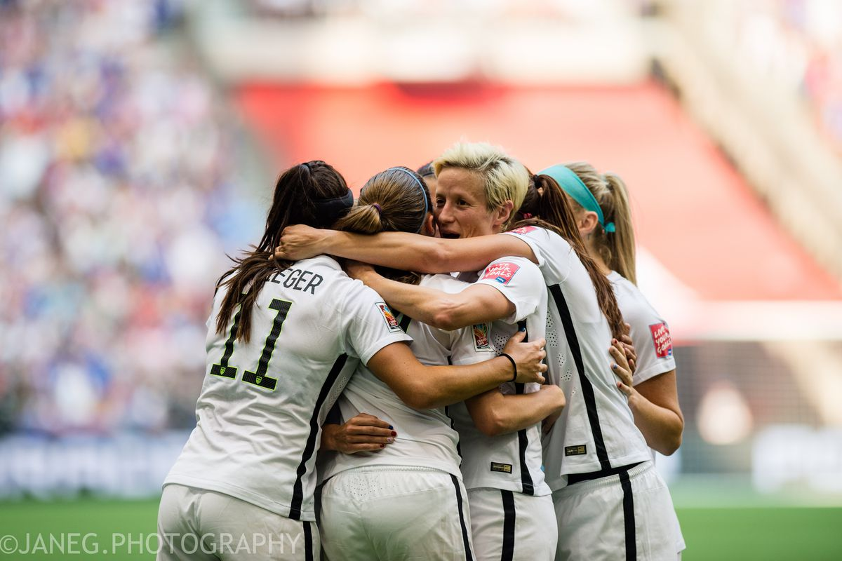 Photo Gallery #2: USWNT are World Cup Champions, by JaneG.Photo