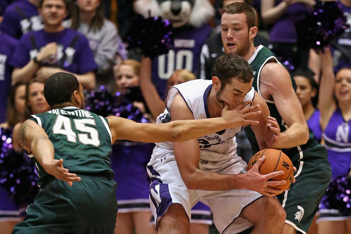 The Northwestern Wildcats will take it on the chin often in Chris Collins' first few seasons