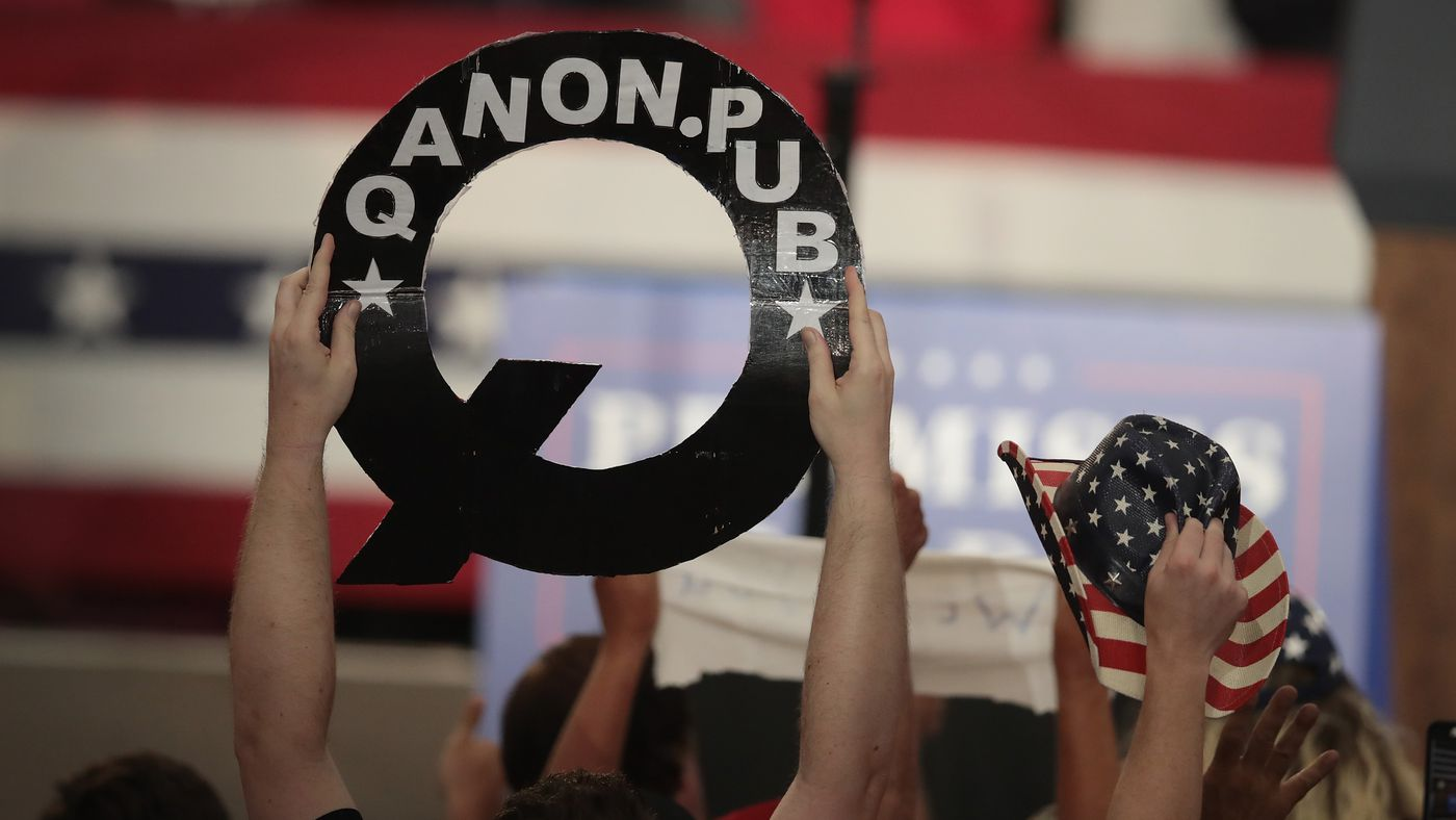 Who are QAnon supporters? The QAnon subreddit, analyzed with