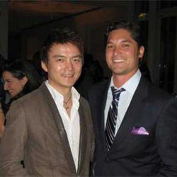 B.K. Park and Ty Fujimura