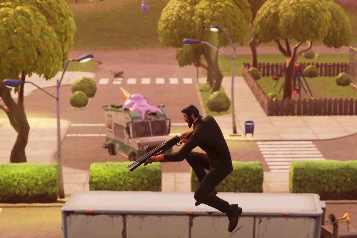 Fortnite patch v9 30 update brings back the Pump Shotgun