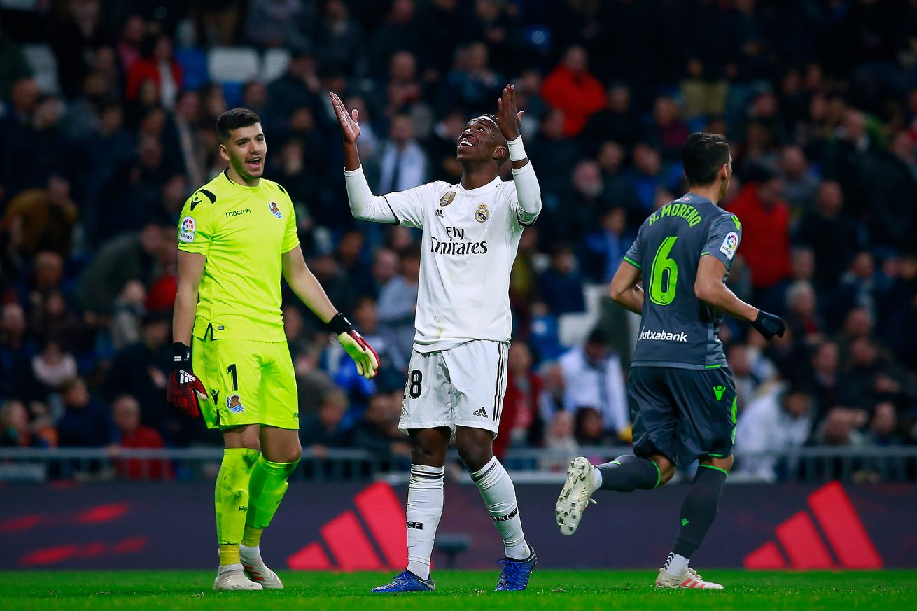 Real Sociedad-Real Madrid LaLiga 2019 Match Preview, Injuries/Suspensions, Potential XIs, Prediction