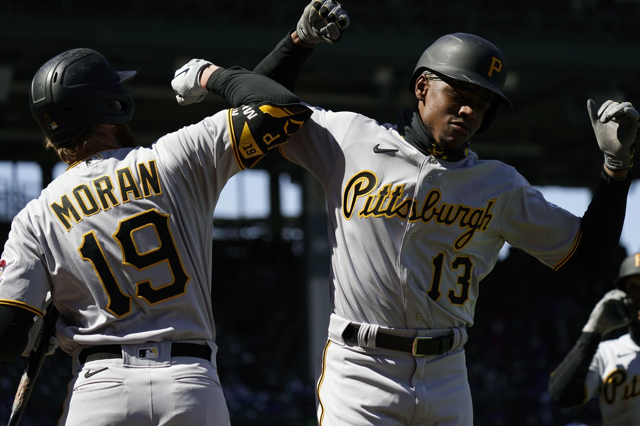 Pittsburgh Pirates v. Chicago Cubs