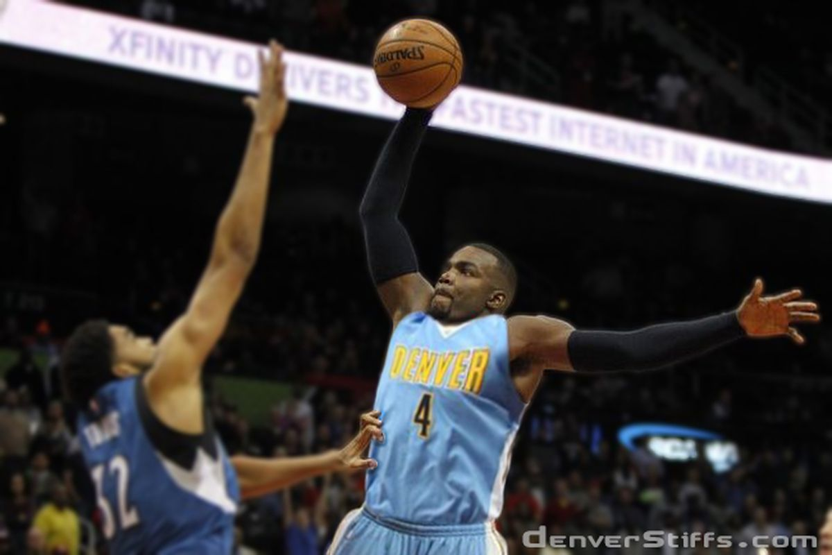 Image result for denver nuggets players paul millsap