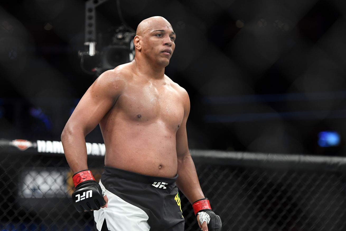 community news, UFC issues statement on Marcos Rogerio de Lima following potential USADA violation