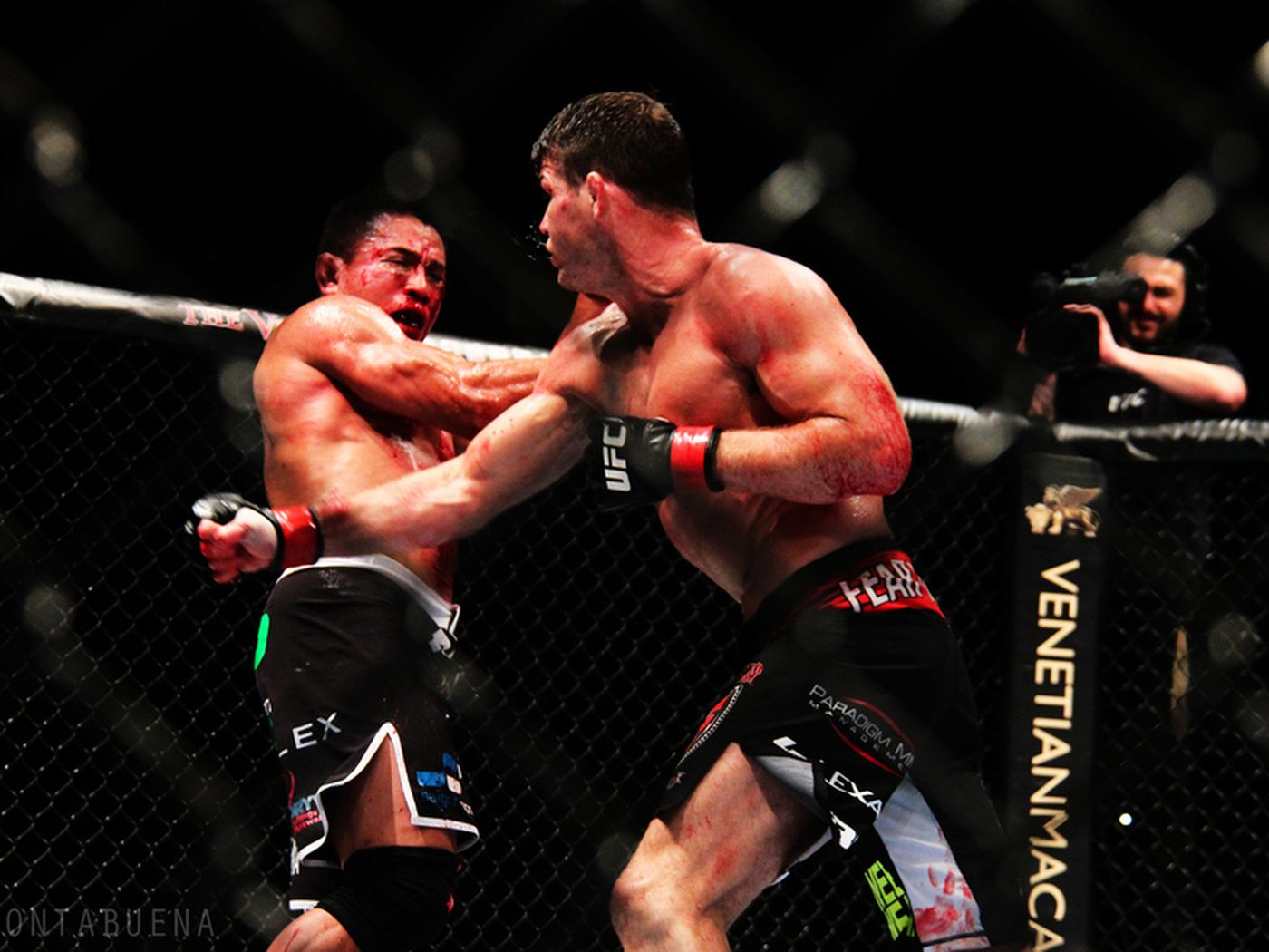 Michael Bisping Vs Cung Le Full Fight Video Highlights Mma Fighting