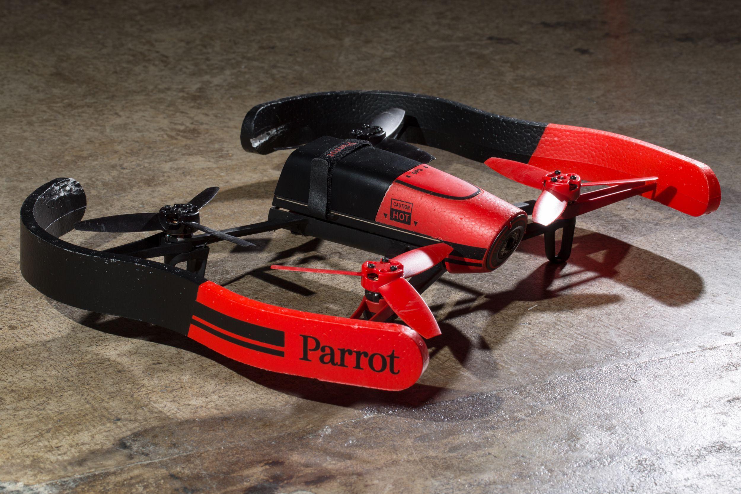 parrot bebop drone review ambitious unique but dangerously