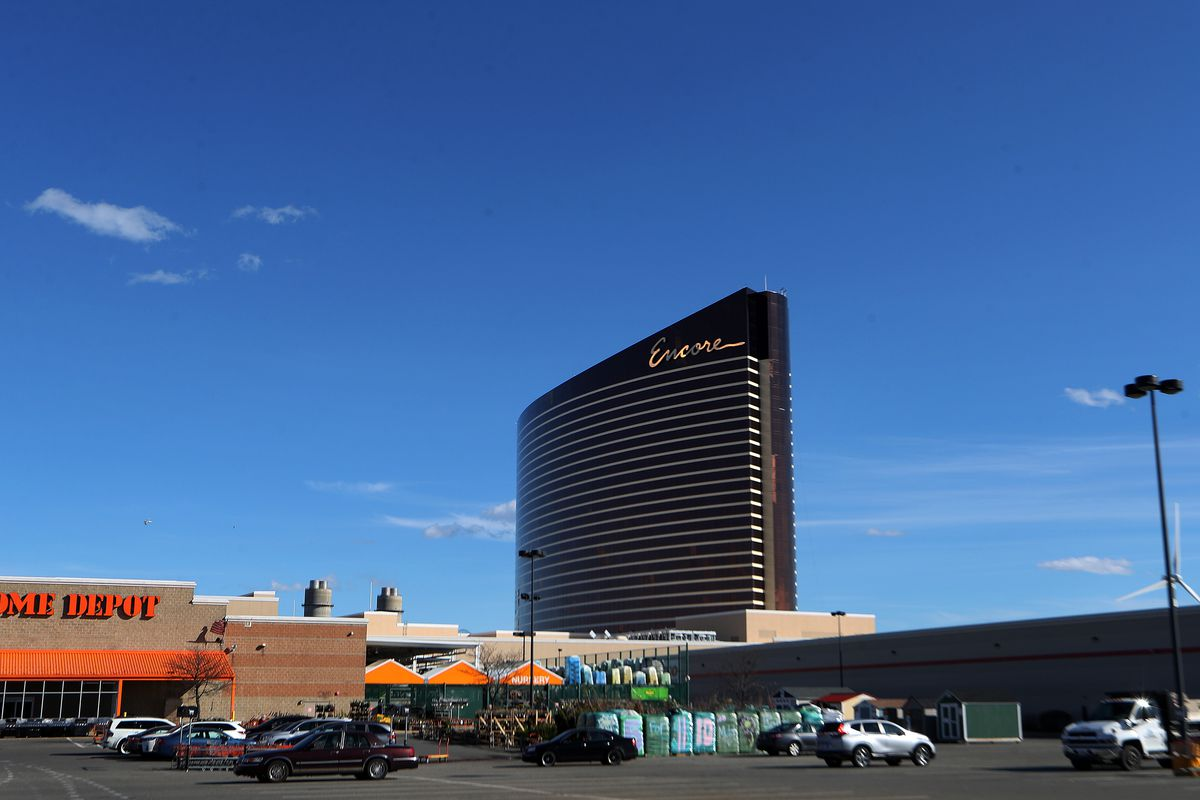 Encore Boston Harbor Construction Slated To Wrap June 1 Curbed