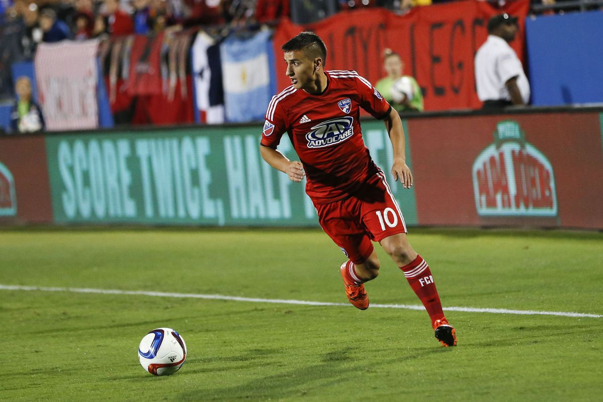 Fabian Castillo gets more ink, but this is Mauro Diaz' team.