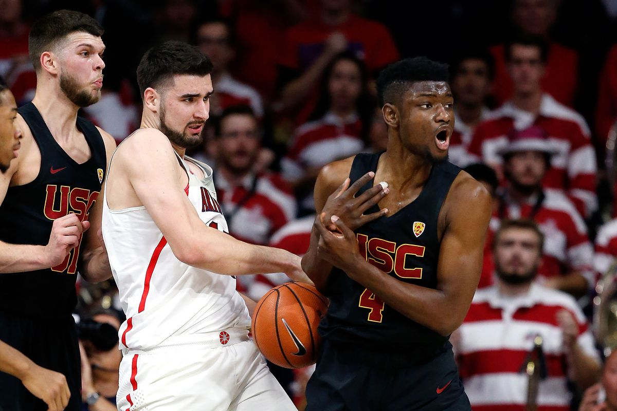 USC falls to Deandre Ayton, Arizona in Pac-12 Tournament title game