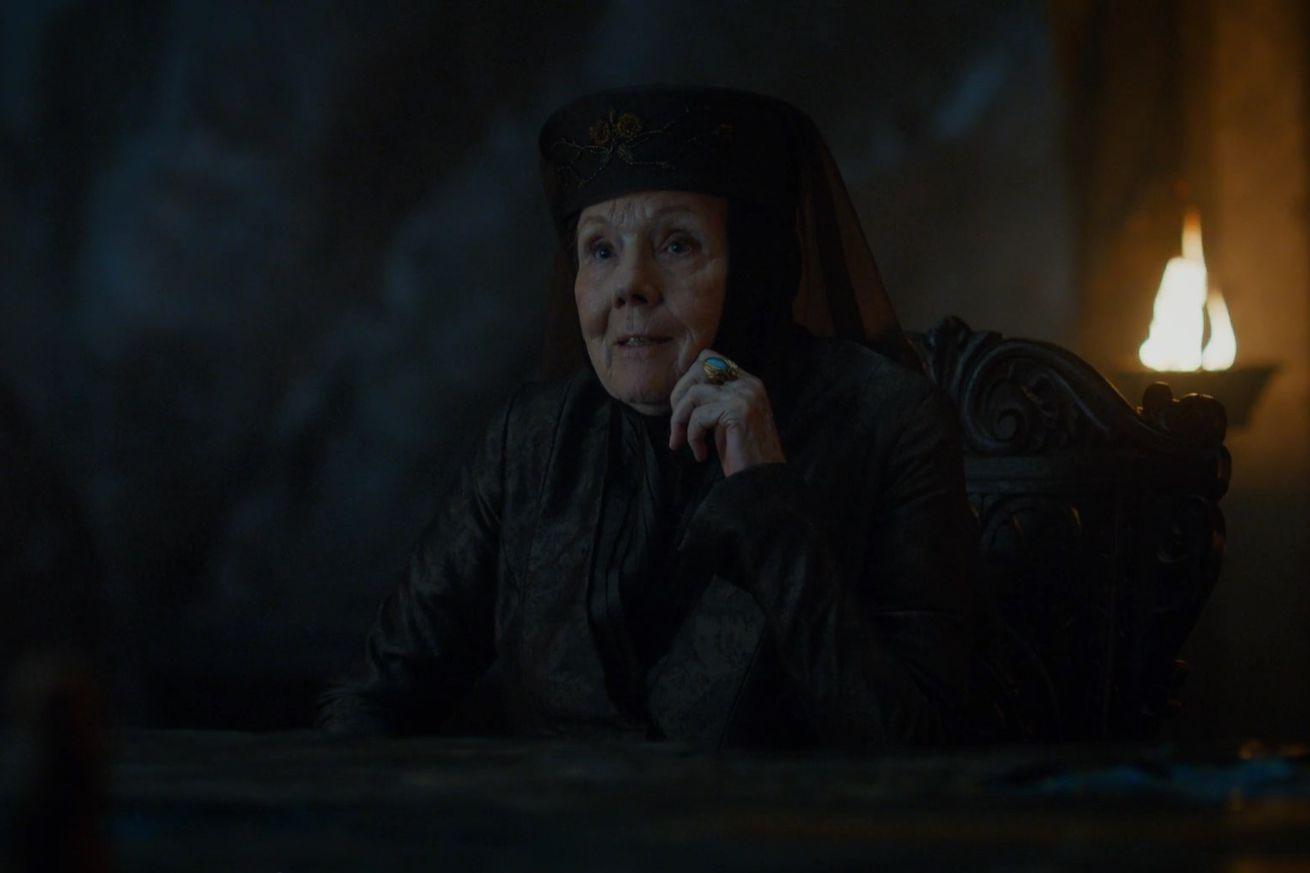 Game of Thrones' greatest hero is still Olenna Tyrell