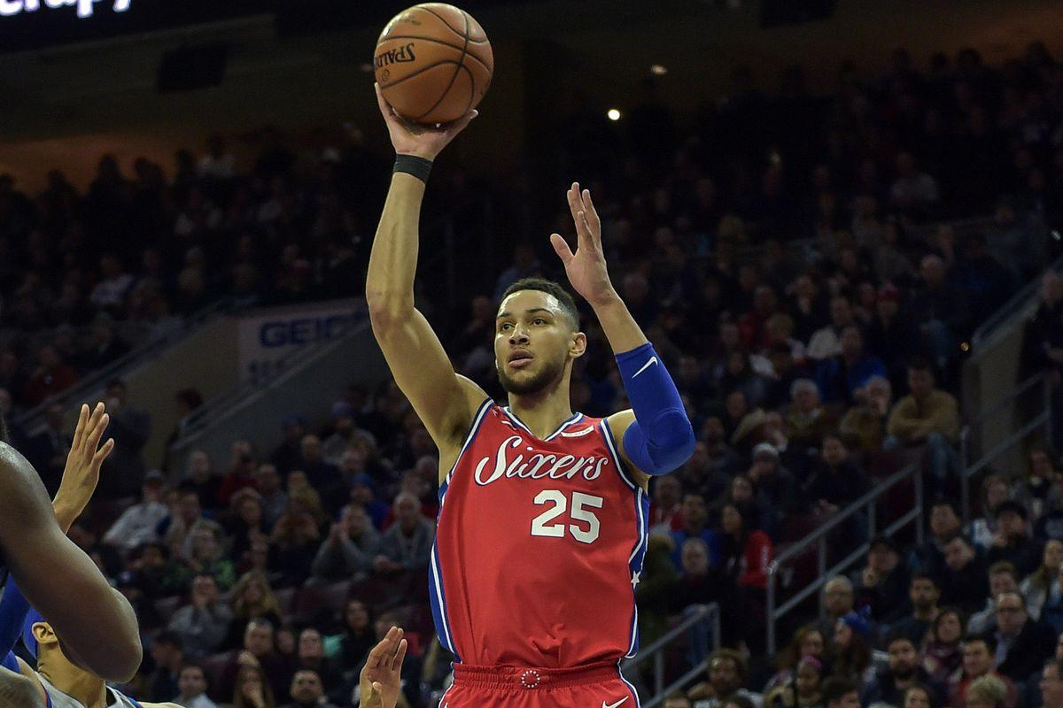 NBA: Detroit Pistons at Philadelphia 76ers