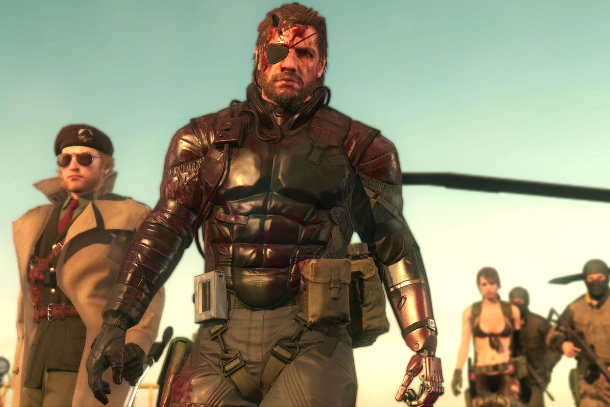 PlayStation Plus October 2017 Lineup Revealed, Features Metal Gear Solid V