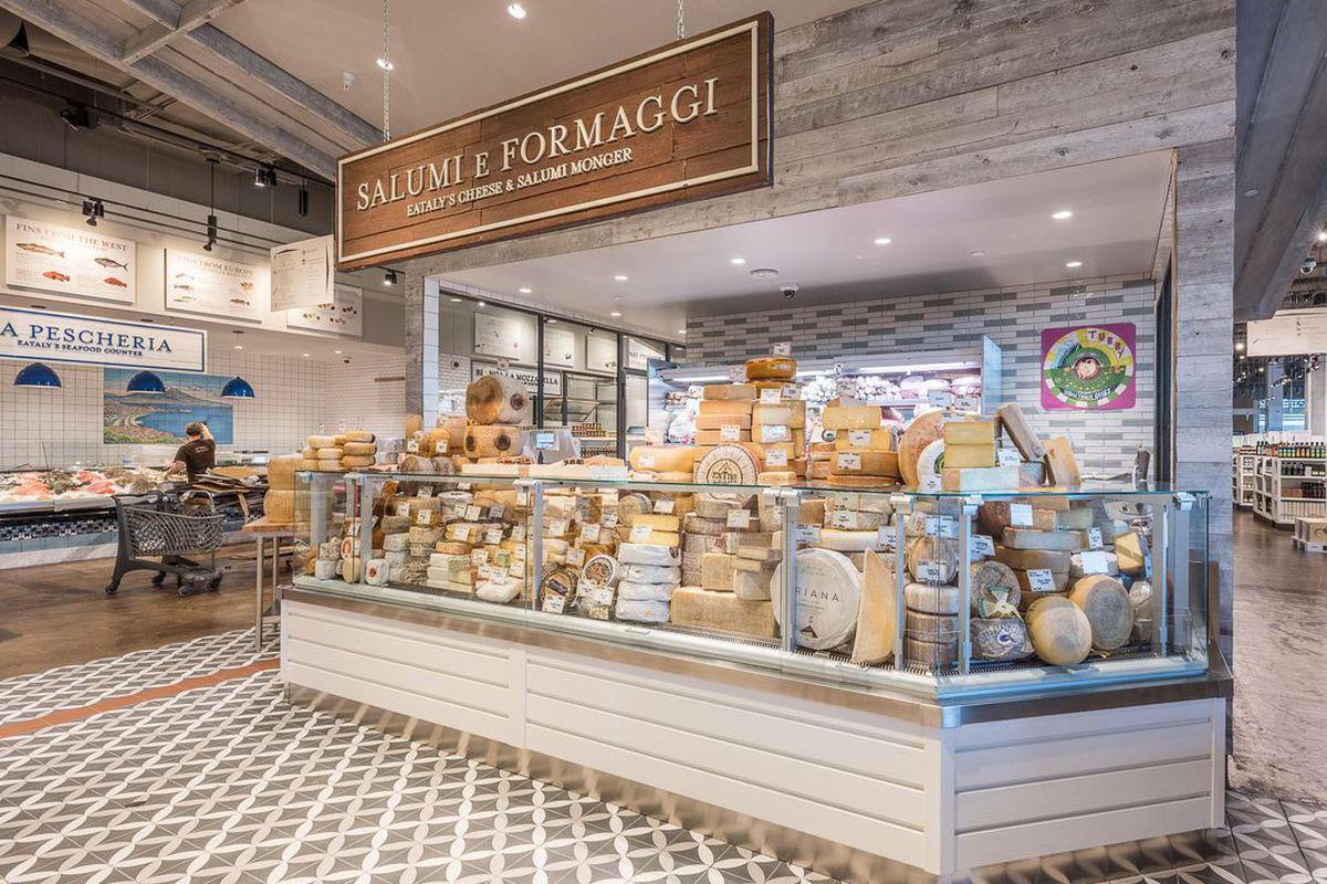 How Eataly Became An Italian Food Superpower Eater