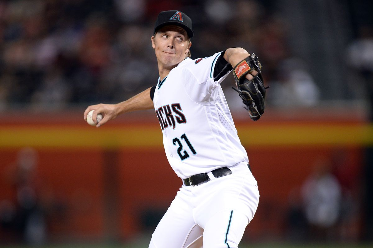 Zack Greinke will be back after missing 6 weeks with an oblique strain.